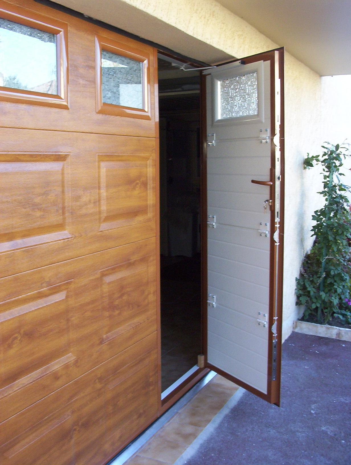 isolation porte garage