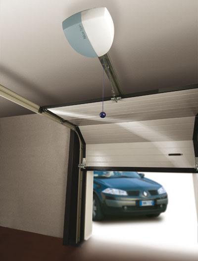 motorisation porte garage