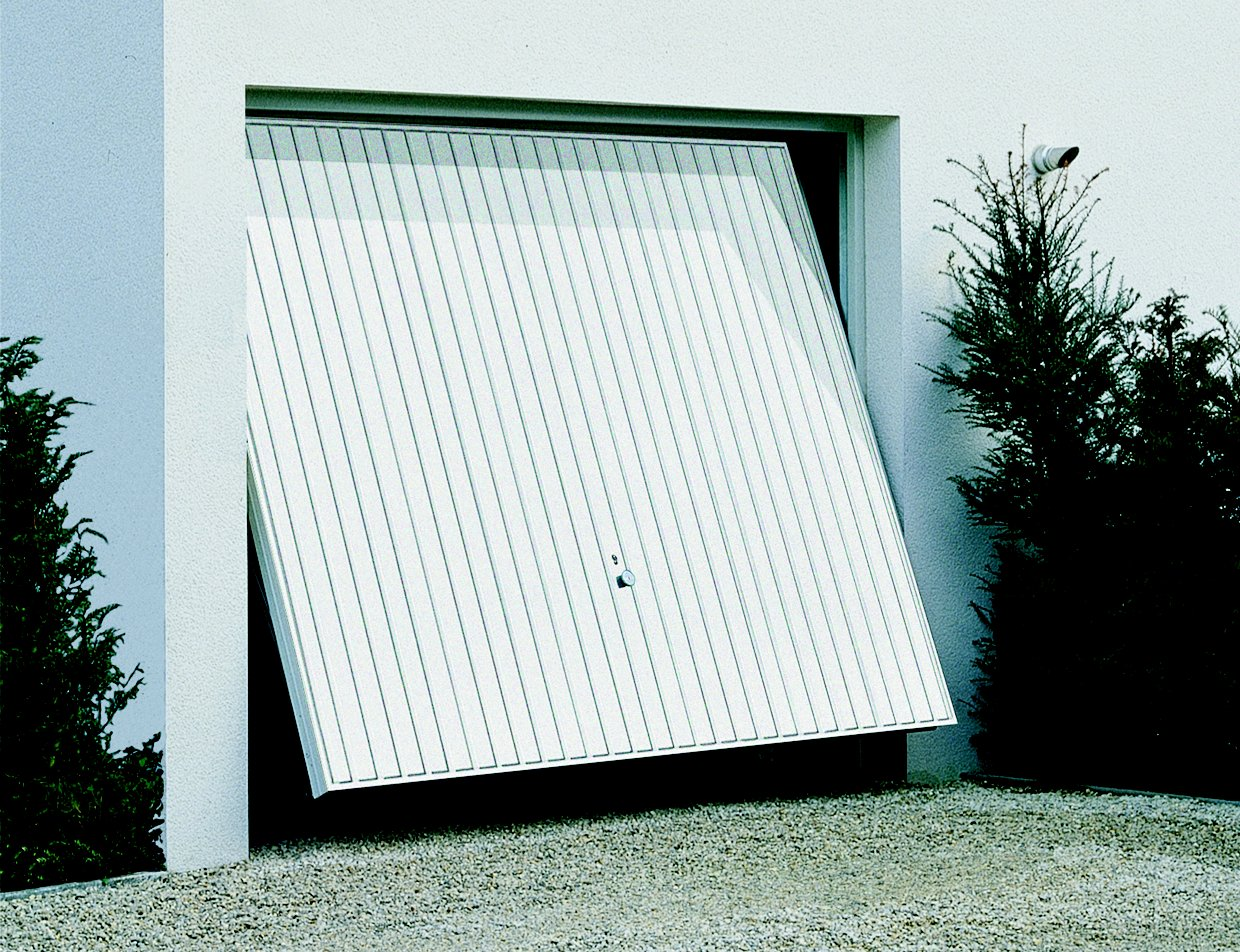Portes de garage relevables for Monter porte de garage