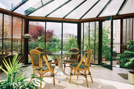 verandas vitres vitrage