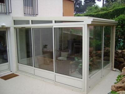 veranda isolation isoler