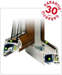 Fenêtre Tryba PVC T70