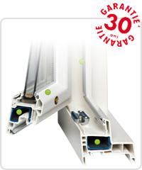 fenêtres Tryba PVC T9